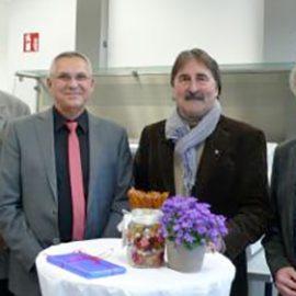 GPH Gemeinschaftspraxis Pathologie Hanau feiert Eröffnung im Gloria Palais
